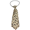 Mirage Pet Products Big Dog Neck Tie Leopard