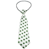 Mirage Pet Products Big Dog Neck Tie Shamrock