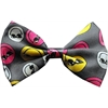 Mirage Pet Products Dog Bow Tie Smileys