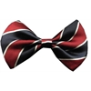 Mirage Pet Products Dog Bow Tie Stripes Classic