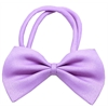Mirage Pet Products Plain Lavender Bow Tie