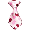 Mirage Pet Products Dog Neck Tie Hearts