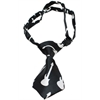 Mirage Pet Products Dog Neck Tie Guitar