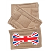 Mirage Pet Products Peter Pads Size SM British Bone Flag 3 Pack