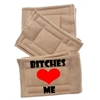 Mirage Pet Products Peter Pads Size LG Bitches Love Me 3 Pack
