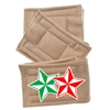 Mirage Pet Products Peter Pads Size XS Double Holiday Stars 3 Pack
