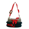 Mirage Pet Products Rock Lobster Reversible Snuggle Bugs Pet Bed, Bag, and Car Seat in One