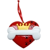 Mirage Pet Products Royal Pet Christmas Ornament