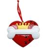 Mirage Pet Products Royal Pet Christmas Ornament
