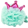 Mirage Pet Products Princess Puff Clip-on Aqua