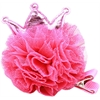 Mirage Pet Products Princess Puff Clip-on Bright Pink