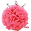 Mirage Pet Products Princess Puff Clip-on Peach