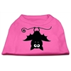 Mirage Pet Products Batsy the Bat Screen Print Dog Shirt Bright Pink Med (12)