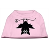 Mirage Pet Products Batsy the Bat Screen Print Dog Shirt Light Pink XXL (18)