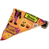 Mirage Pet Products Witches Delight Bandana Pet Collar Black Size 18