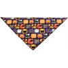 Mirage Pet Products Classic Halloween Tie-On Pet Bandana Size Small