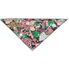 Mirage Pet Products Sparkle Treats Tie-On Pet Bandana Size Large