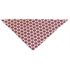 Mirage Pet Products Vintage Snowflake Tie-On Pet Bandana Size Large