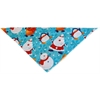 Mirage Pet Products Winter Fun Tie-On Pet Bandana Size Large