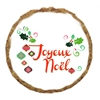 Mirage Pet Products Joyeux Noel Dog Treats - 6 Pack