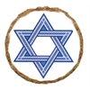 Mirage Pet Products Fancy Star of David Dog Treats - 12 Pack