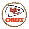 Mirage Pet Products Kansas City Chiefs Dog Treats - 12 Pack