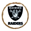 Mirage Pet Products Oakland Raiders Dog Treats - 6 Pack