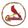 Mirage Pet Products St. Louis Cardinals Dog Treats 6 pack