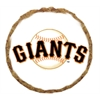 Mirage Pet Products San Francisco Giants Dog Treats 6 pack