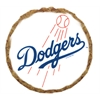 Mirage Pet Products Los Angeles Dodgers Dog Treats 12 pack