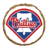 Mirage Pet Products Philadelphia Phillies Dog Treats 6 pack