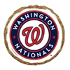 Mirage Pet Products Washington Nationals Dog Treats 12 pack