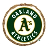 Mirage Pet Products Oakland Athletics Dog Treats 12 pack