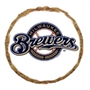 Mirage Pet Products Milwaukee Brewers Dog Treats 6 pack
