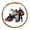 Mirage Pet Products Captain America Dog Treats - 12 pack