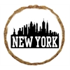 Mirage Pet Products New York Skyline Dog Treats - 6 Pack