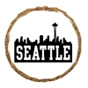 Mirage Pet Products Seattle Skyline Dog Treats - 12 Pack
