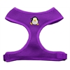 Mirage Pet Products Penguin Chipper Purple Harness Small