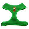 Mirage Pet Products Stocking Chipper Emerald Harness Medium