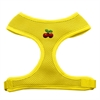 Mirage Pet Products Red Cherry Chipper Yellow Harness Small