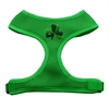 Mirage Pet Products Shamrock Chipper Emerald Harness Large