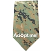 Mirage Pet Products Adopt Me Screen Print Bandana Digital Camo