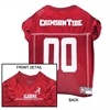 Mirage Pet Products Alabama Crimson Tide Jersey Small