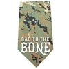 Mirage Pet Products Bad to the Bone Screen Print Bandana Digital Camo