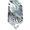 Mirage Pet Products Bad to the Bone Screen Print Bandana Grey Camo