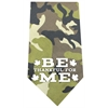 Mirage Pet Products Be Thankful for Me Screen Print Bandana Tie Dye