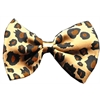 Mirage Pet Products Dog Bow Tie Leopard