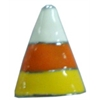 "Mirage Pet Products 3/8"" (10mm) Halloween Slider Charms Candy Corn 3/8"" (10mm)"