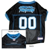 Mirage Pet Products Carolina Panthers Jersey XS