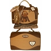 Mirage Pet Products Uncle Monkey Regular Size Pet Carrier